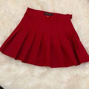 American apparel skirt size S